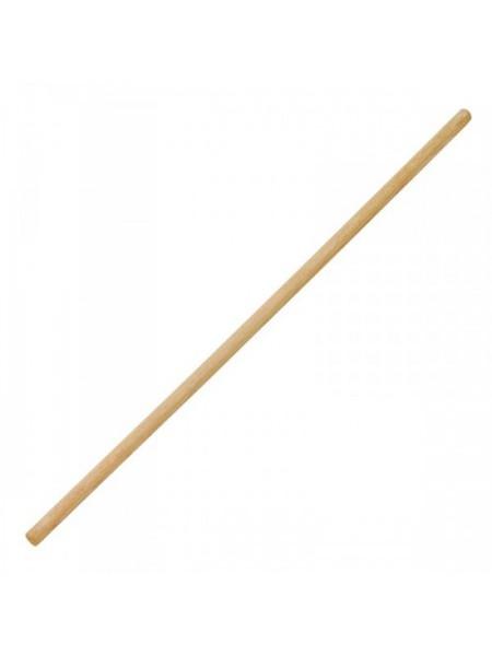Палка гимнастическая деревянная, 0,8м. д.22