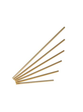 Палка гимнастическая деревянная, 1,2м д.22