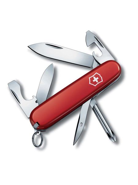 Нож перочинный Victorinox Tinker Small 0.4603, 84 мм, 12 функций