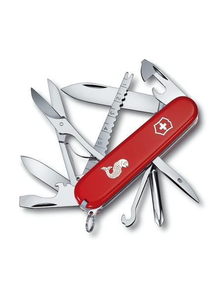 Нож перочинный Victorinox Fisherman 1.4733.72, 91мм, 17 функций