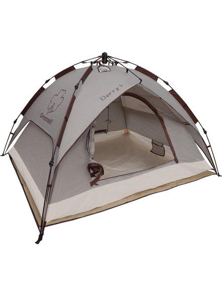 Палатка Greenell Дерри 3, автомат (3 места)
