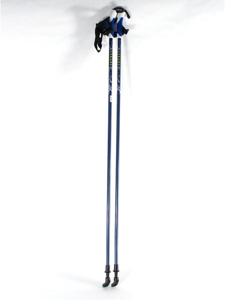 Палки для скандинавской ходьбы монолитные Gekars Nordic Walking Series, 125 см