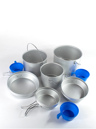 Набор посуды Nova Tour (3 персоны) A096