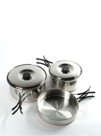 Комплект посуды RockLand C758-2 (2014)