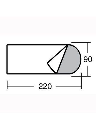 Спальный мешок Greenell Антрим, +25/+5