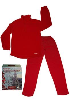 Термобелье Ahma Outwear 00690 микрофлис, женское