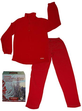 Термобелье Ahma Outwear микрофлис, женское
